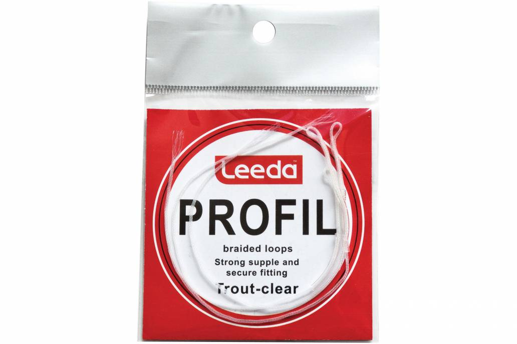 Leeda Profil Braided Loop(Trout-Clr)