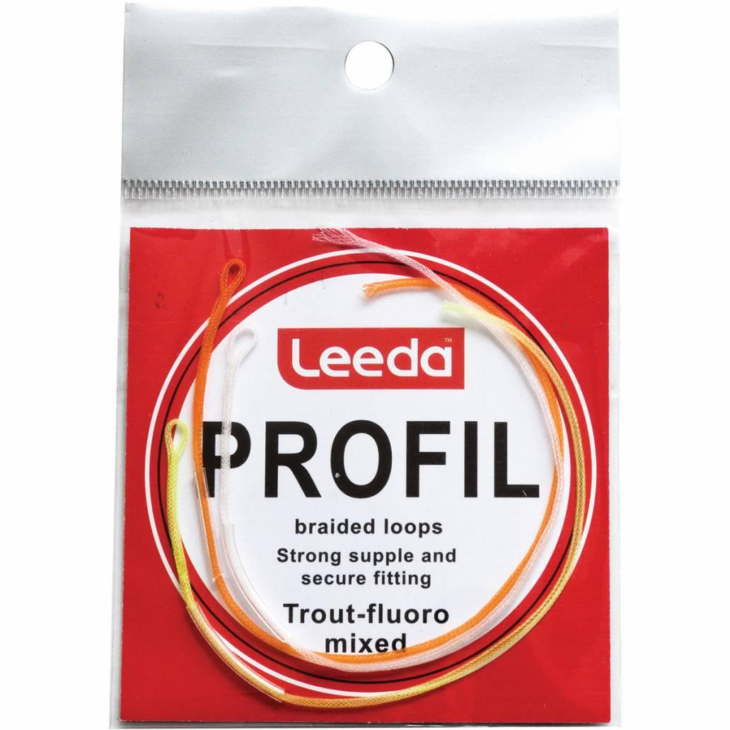 Leeda Profil Braided Loop Trt-Fl-Mxd