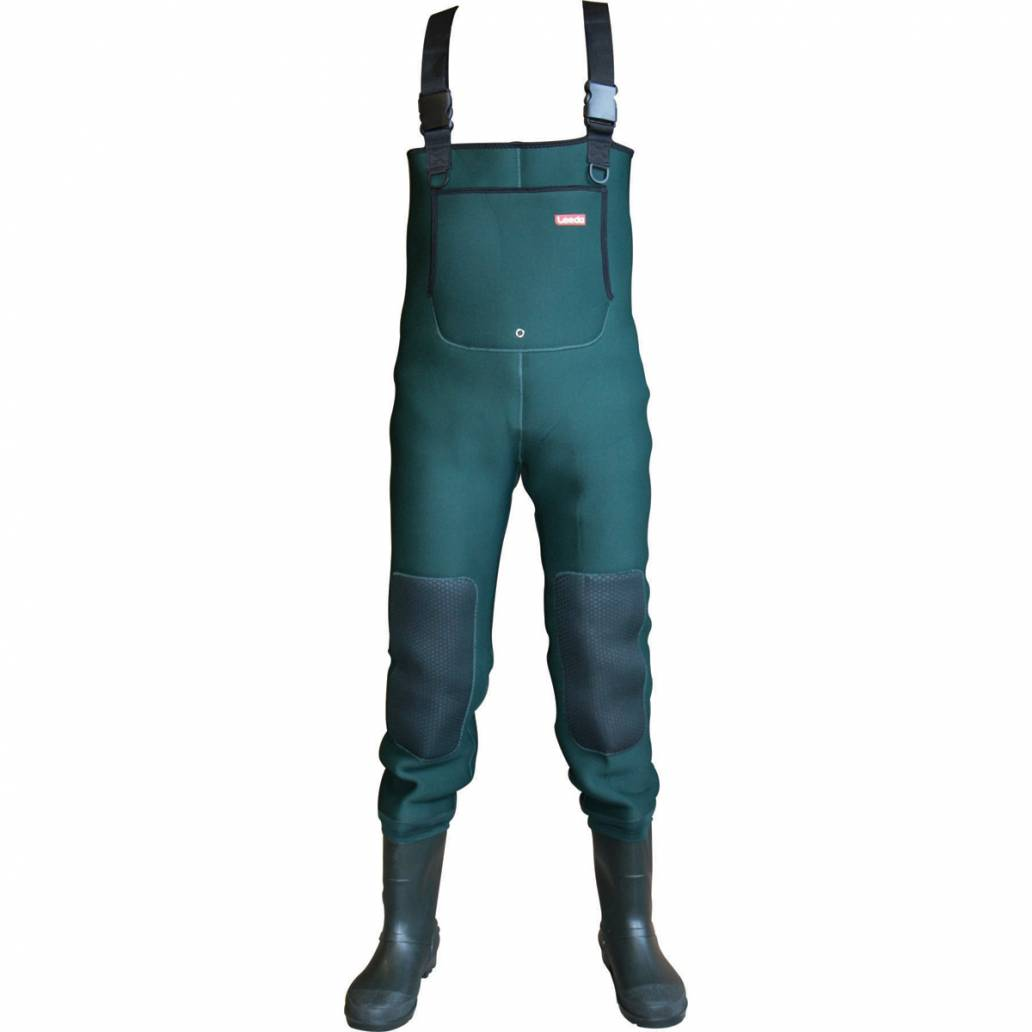 Leeda Leeda Neoprene Chest Waders Size 7