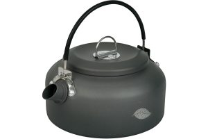 Wychwood - Four Cup Carpers Kettle - Grey  1.3L