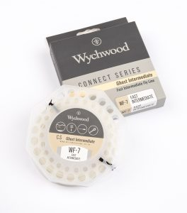 WF7 Fast Intermediate Fly Line