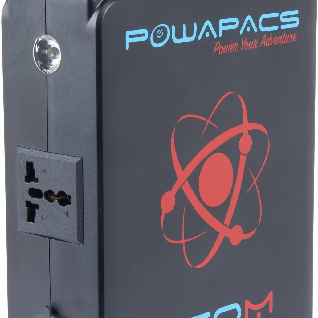 Powapacs Battery pack 60,000