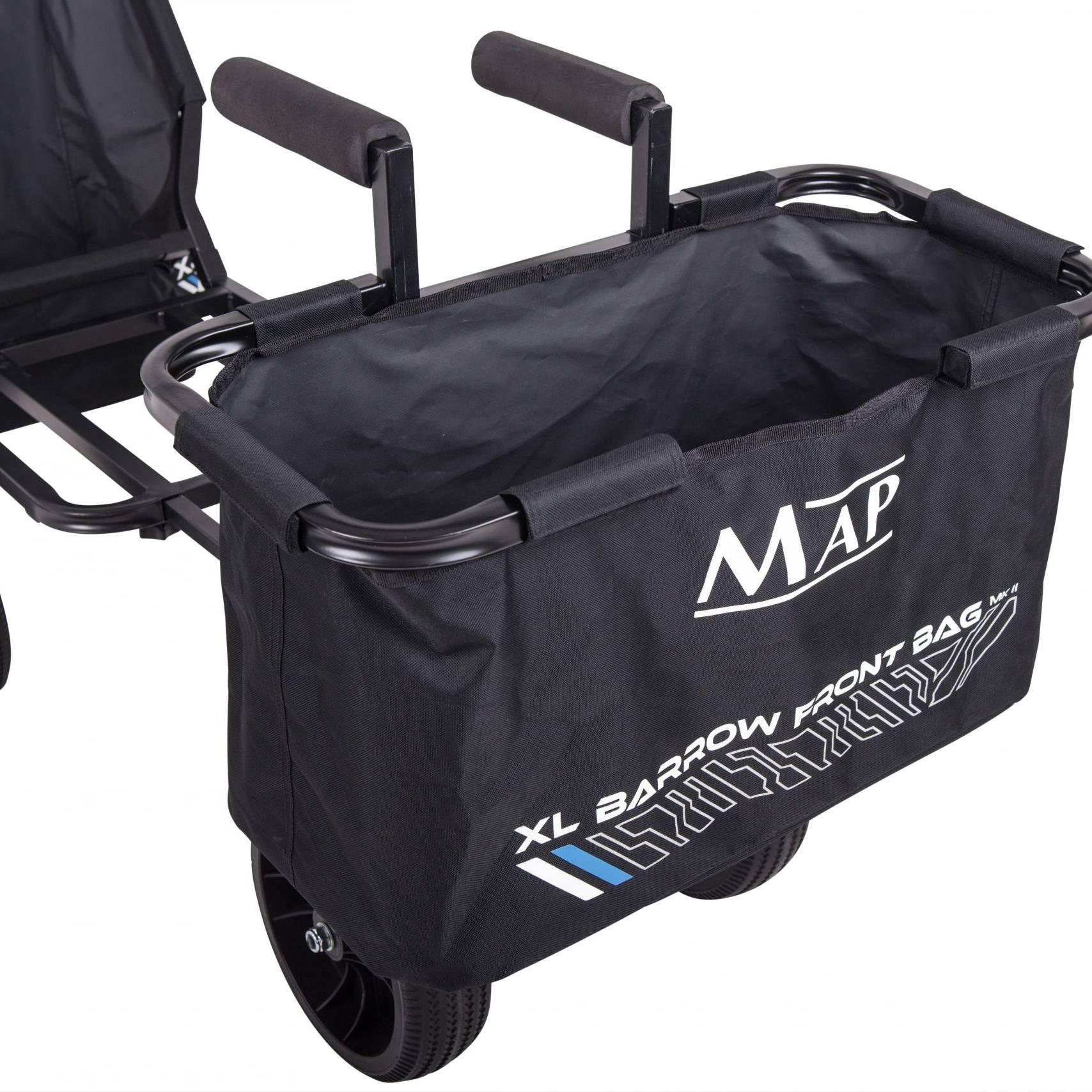 XL Front Barrel Bag