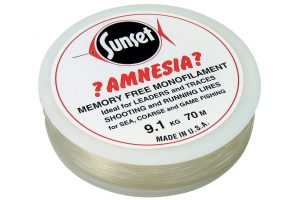 Amnesia Clear 50m 60lb
