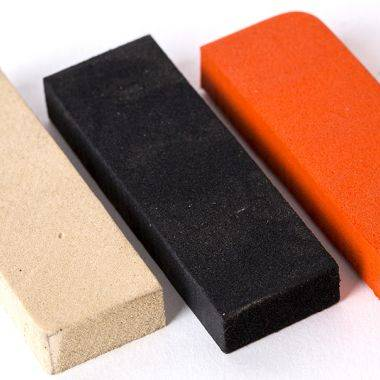 Nash Rig Foam Orange/Black/Cork (1 Of Each Colour Per Pack)