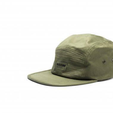 Nash Green 5 Panel Hat