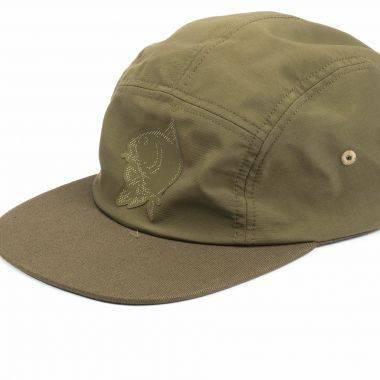 Nash 5 Panel Hat - Green
