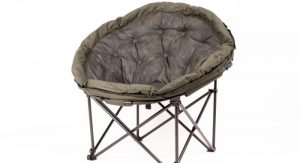 Nash Indulgence Moon Chair- Camo