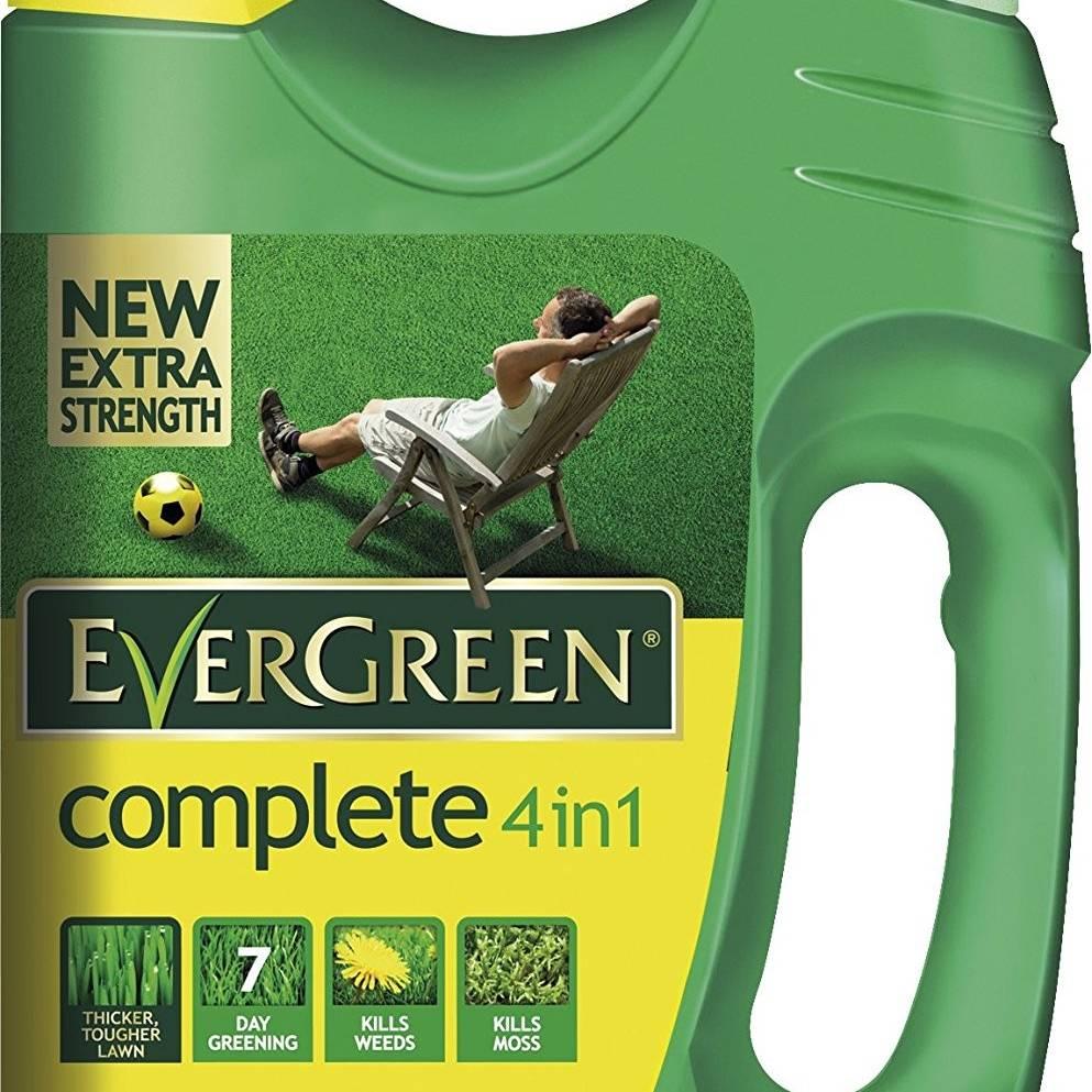 EverGreen Complete 4-in-1 Lawn Care Spreader