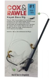 Cox And Rawle Kayak Bass Rig Size 1