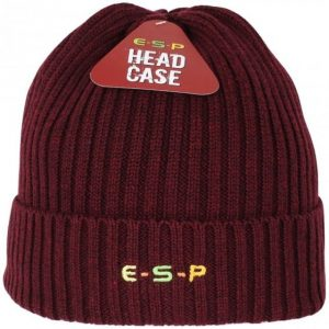 ESP Head Case Knitted - Maroon