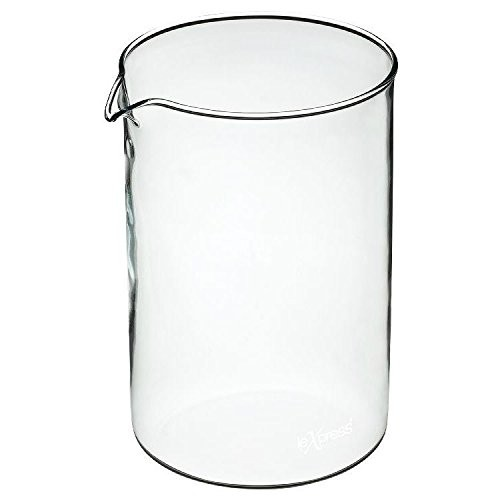 Le'Xpress Replacement 12 Cup Glass Jug - 1.5L