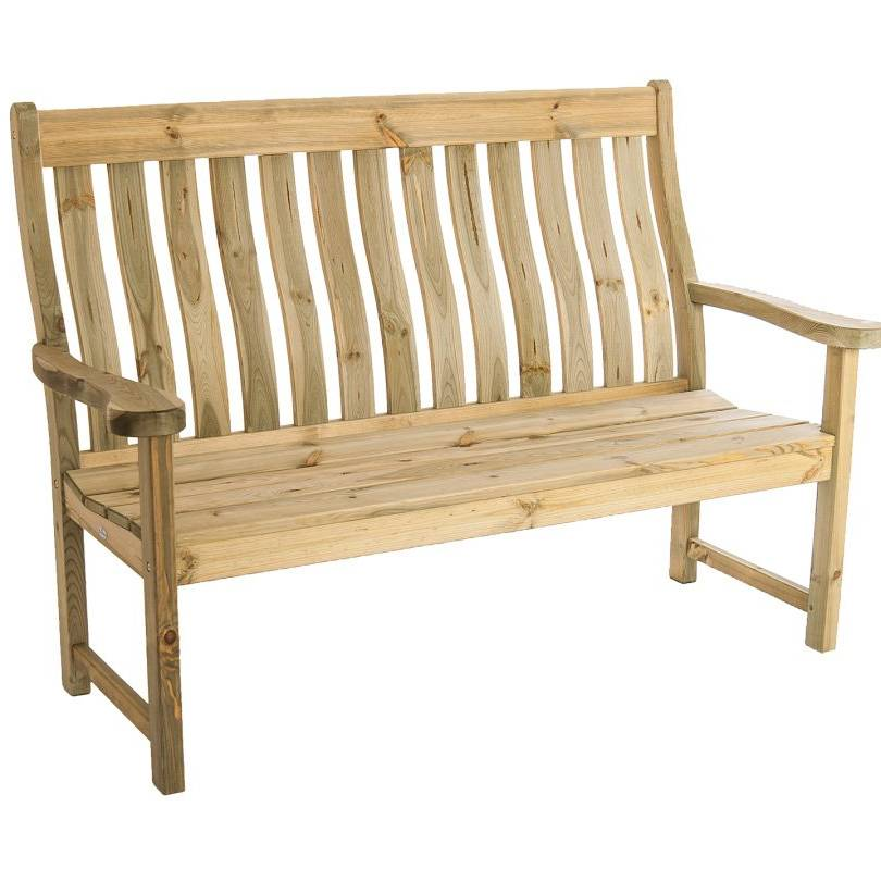 A/Rose Pine Farmers Bench 5ft