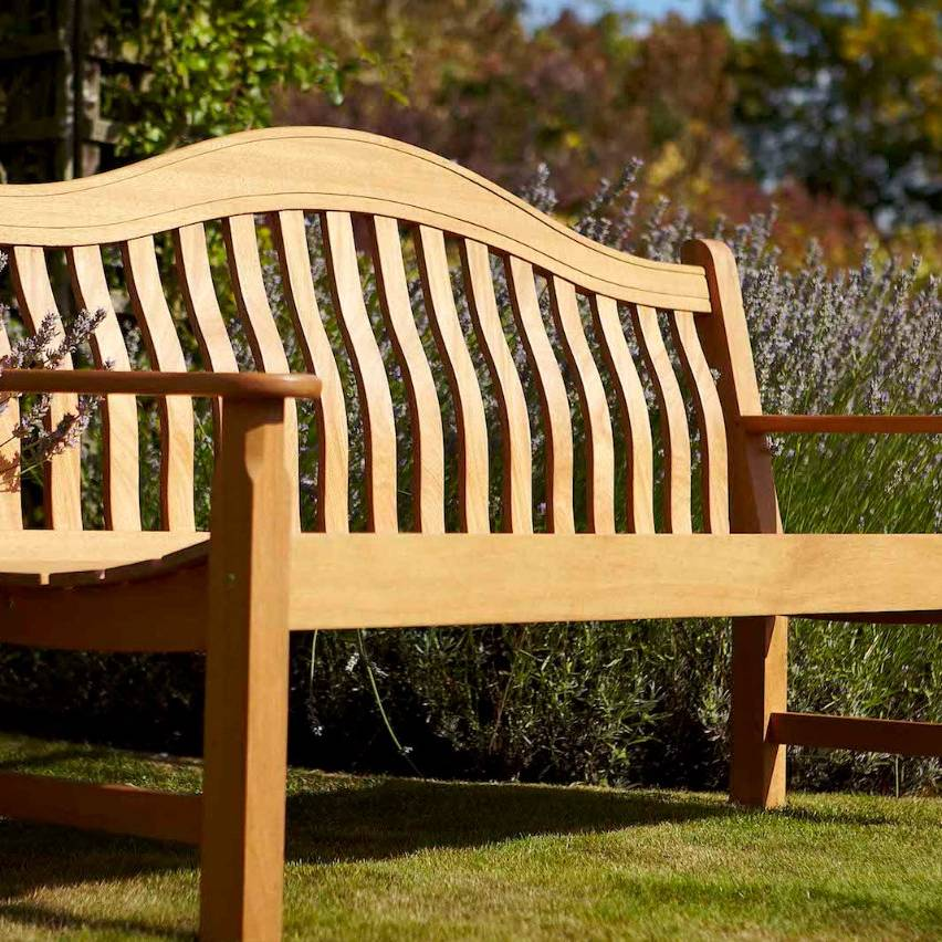 Hartman Norbury 3 Seater Bench