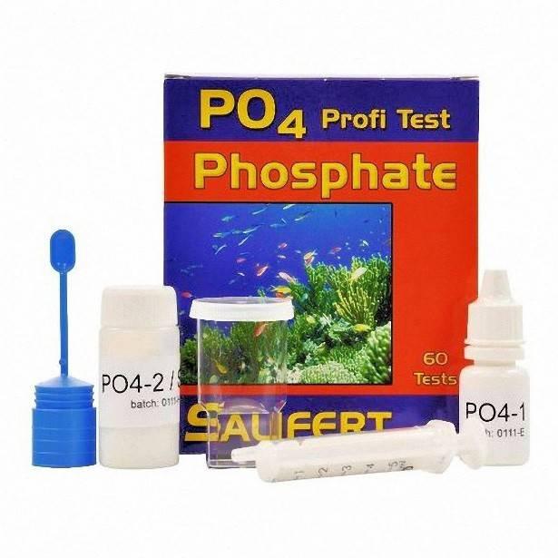 Salifert Profi Test - PO4  Phosphate - 60 Tests