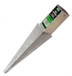 BIC Garden Plain Box Spike  50mm x 450mm