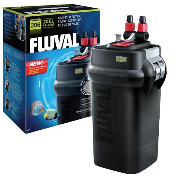 Fluval 206 External Power Aquarium Filter