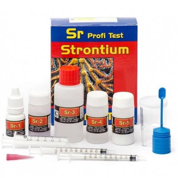 Salifert Profi Test - Sr Strontium (Saltwater Only) 40 Tests