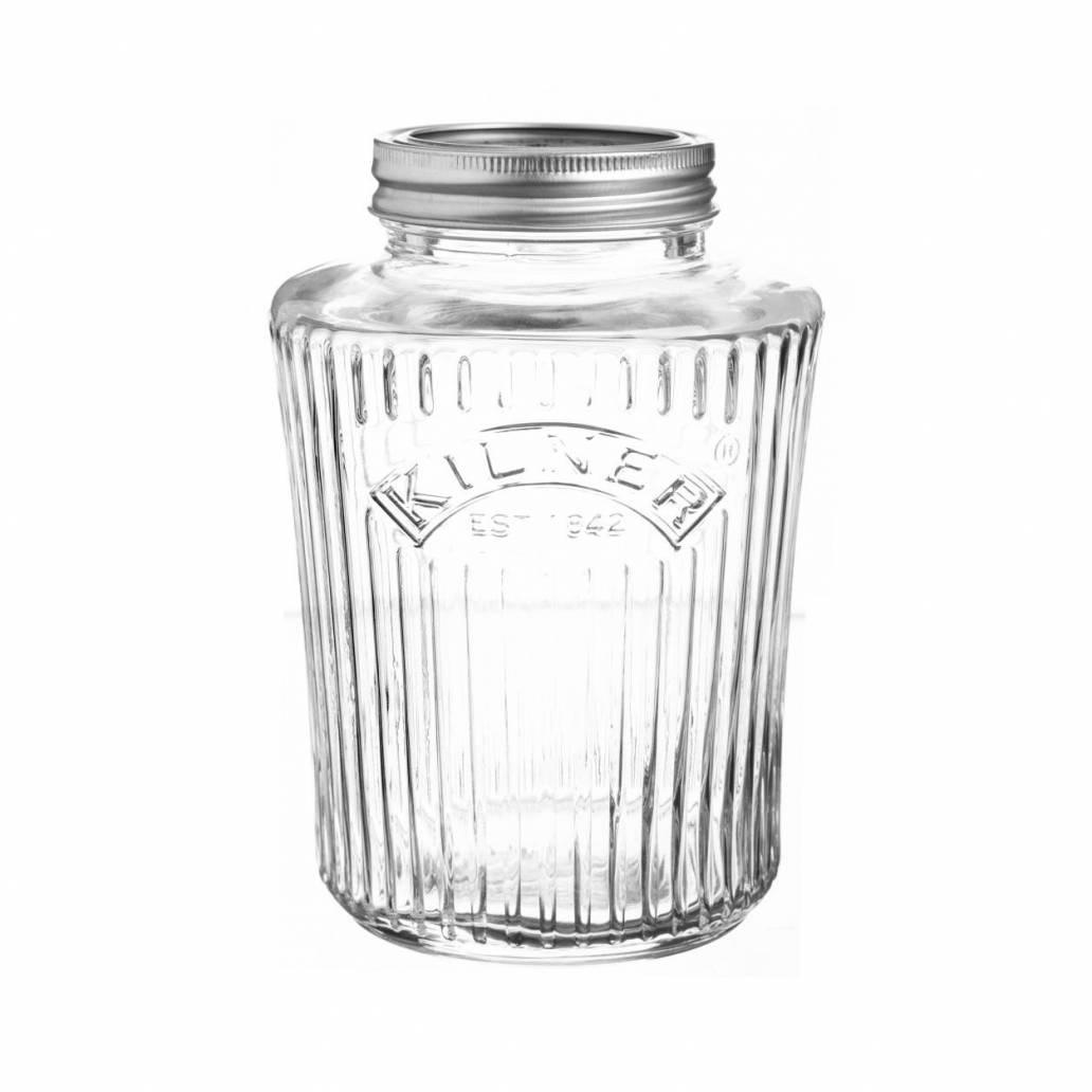 Kilner Vintage Preservative Jar - 1L