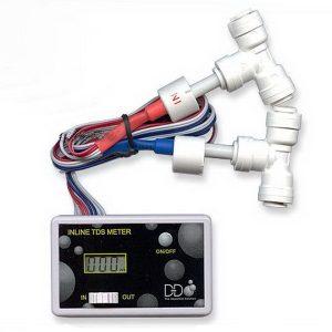 D-D Inline TDS meter
