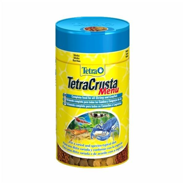 Tetra Tetra Crustamenu 100ml 52g
