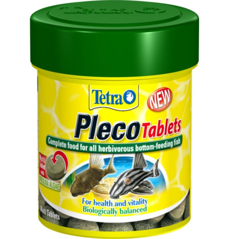 Tetra  Pleco Tablets 120 Tabs