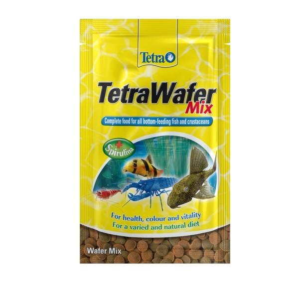 Tetra TetraWafer Mix 68g
