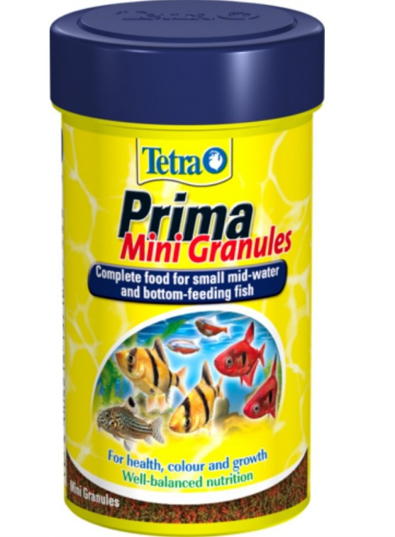 Tetra Prima Mini Granules 45g