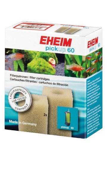 Eheim Filter Cartridges - Pick-Up 60 (2008) x 2