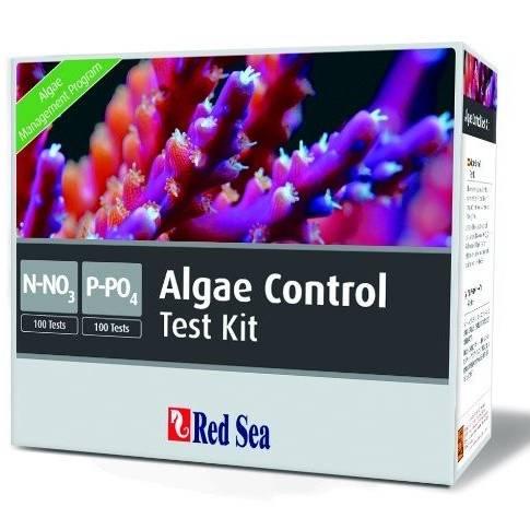 Red Sea Algae Control Test Kit (No3/Po4)