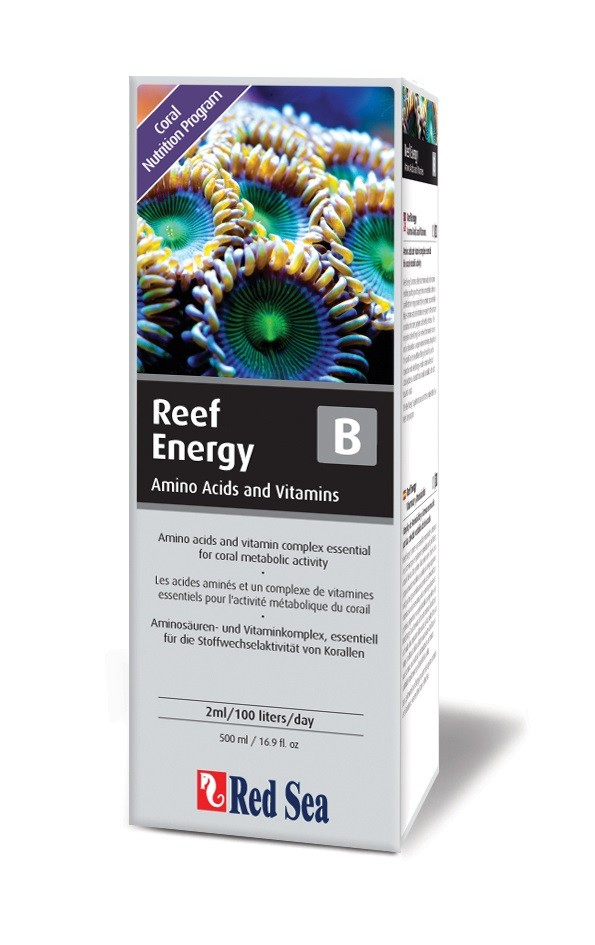 Red Sea Reef Energy B (Aminovit) - 500ml