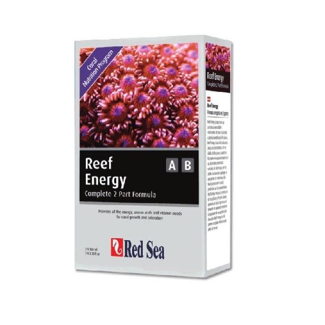 Red Sea Reef Energy A&B 100ml Twin Pack