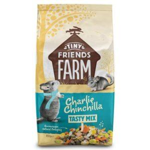 Supreme Charlie Chinchilla Tasty Mix 850g