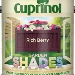 Cuprinol Shades Rich Berry