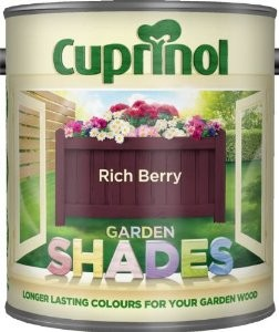 Cuprinol Shades Rich Berry