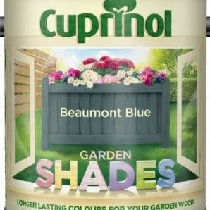 Cuprinol Shades Beaumont Blue