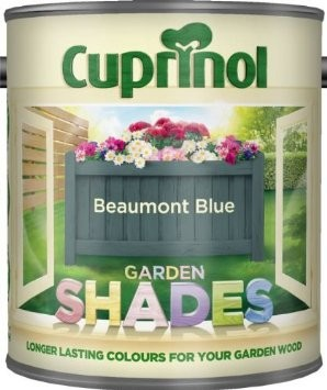 Cuprinol Shades Beaumont Blue
