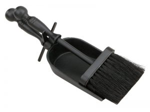 Manor Duchess Hearth Tidy Black - 1153