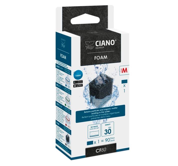 Ciano Foam Medium - CF80 x1