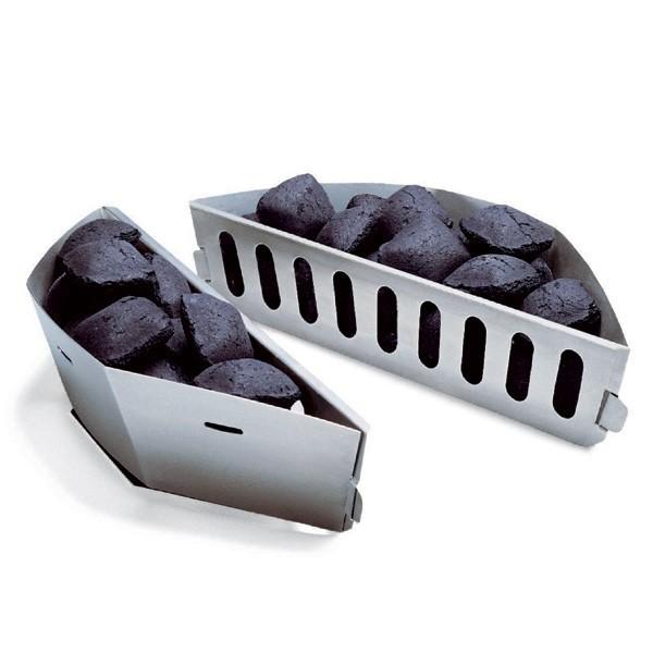 Weber - Char-Baskets - Charcoal Briquette Holders - 7403