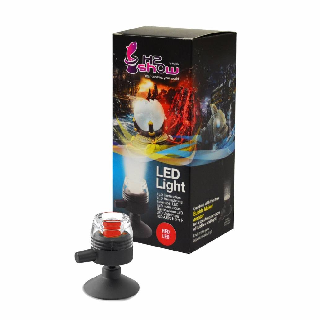 Hydor H2Show Led Light Red
