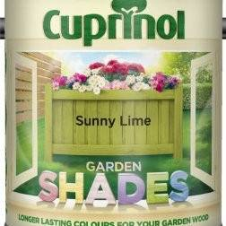 Cuprinol Shades Sunny Lime