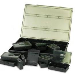 Fox Deluxe System Tackle Box Large