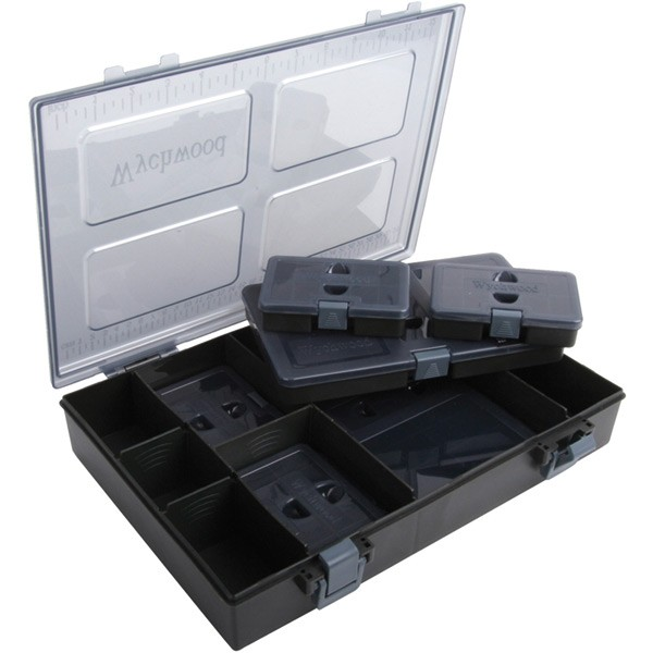 Wychwood Medium Complete Tackle Box