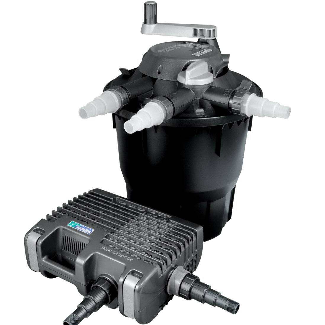 Hozelock Bioforce Revolution 6000 + Aquaforce Kit (1402)