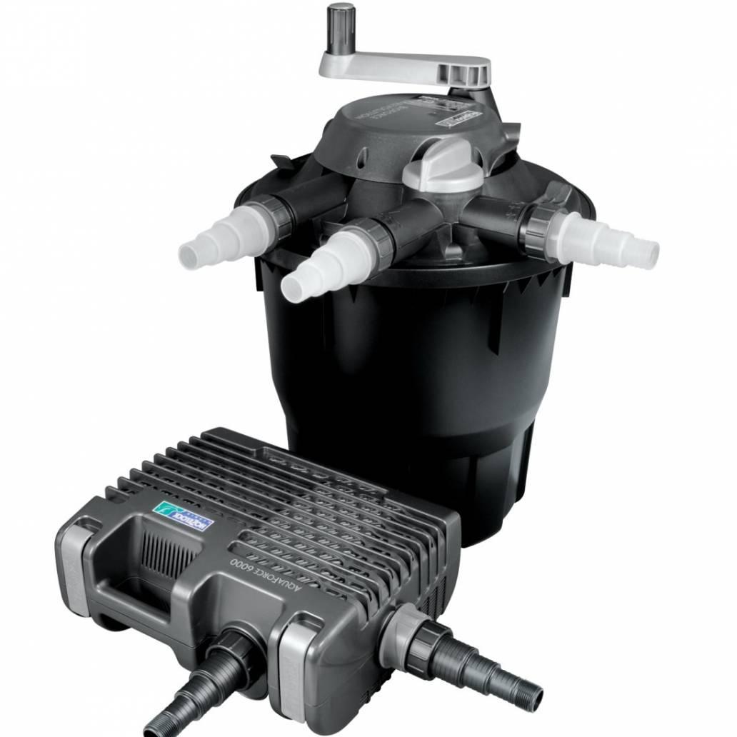 Hozelock Bioforce Revolution 9000 + Aquaforce Kit (1403)