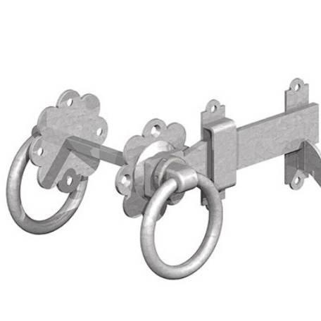 Gatemate Ring Gate Latches 6