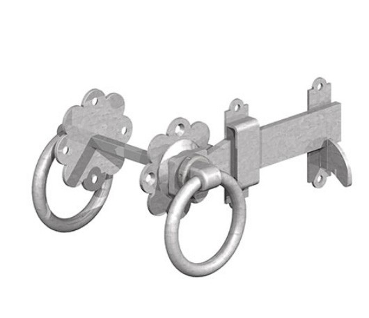 Gatemate Ring Gate Latches 6