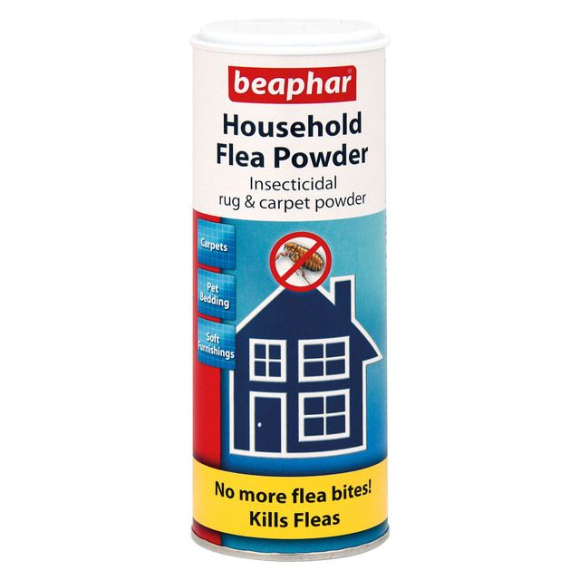 Beaphar Household Flea Powder 300gm