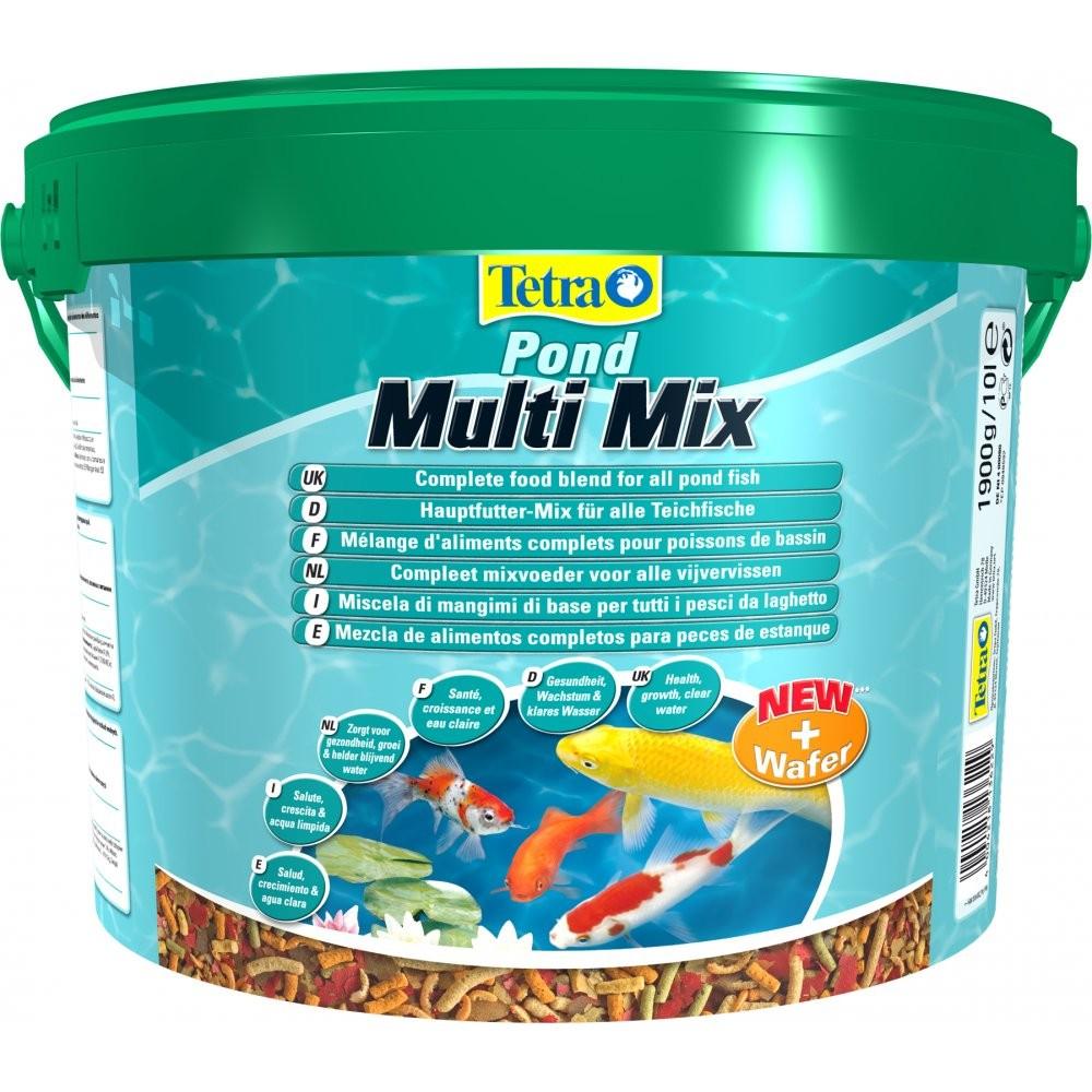 Tetra Pond Multi Mix 10L 1900g